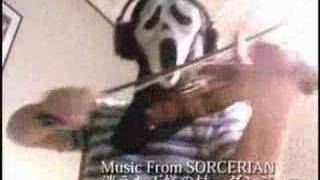 """played with violin """"The Stolen Scepter/Dungeon""""  [SORCERIAN]"""