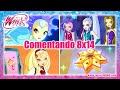 COMENTANDO 8x14 - La Estrella de los Deseos