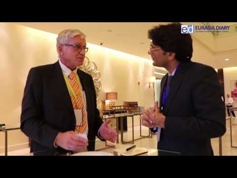 Intreview with Hans Ten Berge - Secretary General of Union of the Electricity Industry