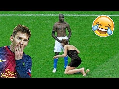 GÜLMEKTEN KARNINIZ AĞRIYACAK (Futbolda Komik Anlar)