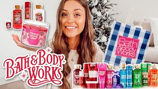 <b>BATH & BODY WORKS</b> HAUL!! + How to get UK Shipping Explained!