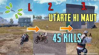 How Conquerors wipe out half the Server| 45 Squad Kills | Pubg Mobile