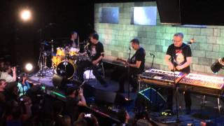DEVO - Auto Modown / Space Girl Blues (HARDCORE TOUR 2014) Denver, CO - Summit Music Hall