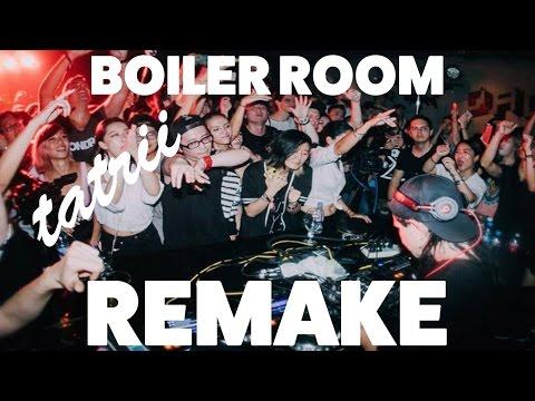 Skrillex Live @ Boiler Room Shanghai [Tatrii Remake & Edit]