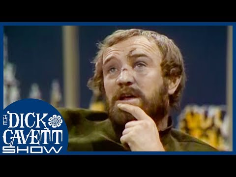 Richard Harris Got Into A LOT of Fights | The Dick Cavett Show