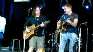 Watch Great Big Sea Something I Should Know video