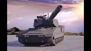 Лёгкий танк VFM 5, танк m 8, Стингрэй. Проект CCVL. Документальный фильм.