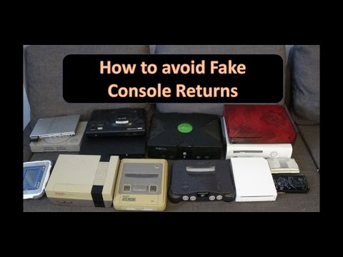 Making Money Online Console Testing and how to avoid fake returns