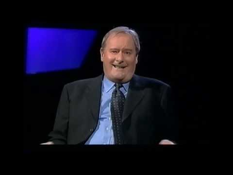 Television Archive: John Fortune on Connex South Eastern Rail Company, 2002