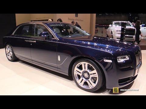 2015 Rolls-Royce Ghost Series II Extended Wheelbase - Exterior, Interior Walkaround