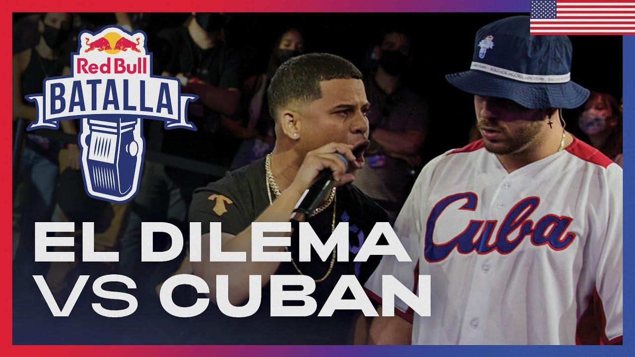 El Dilema vs Cuban - Octavos | Red Bull Estados Unidos 2021