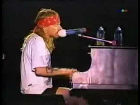 "Axl Rose ""It's Alright"""