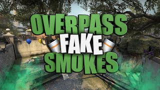 Overpass Fake Smokes - CS:GO (2019)