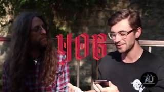 YOB's Mike Scheidt on tour life, philosophy and changes in the music scene!