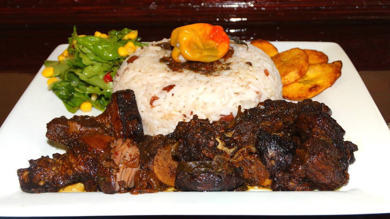 Jamaican Jerk Pork - YouTube
