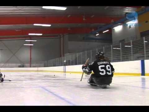 Adaptative ice hockey - BORP - Programa Especial - english version