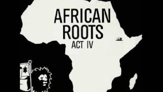 DUB LP- AFRICAN ROOTS ACT IV - Fat Bottom
