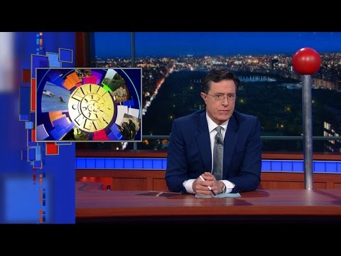 The Late Show Wheel Of News, Vol. V