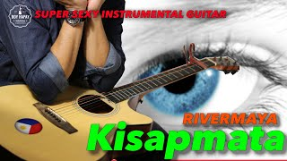 Rivermaya - Kisapmata (Female Key) instrumental guitar karaoke version cover with lyrics