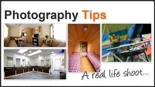 Photography Tips from a real life photo shoot