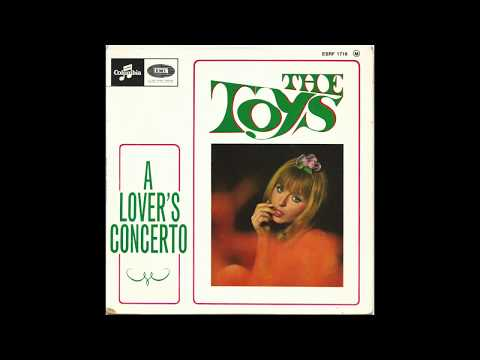 THE TOYS deserted COLUMBIA french ONLY ep