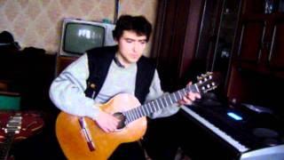Осень (гитара) Песня Розенбаума. Поет Павел Пикалов