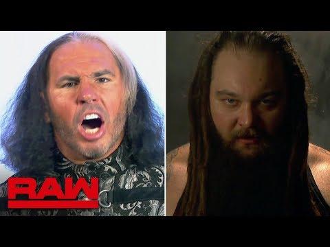 'Woken' Matt Hardy and Bray Wyatt verbally spar before WWE Elimination Chamber: Raw, Feb. 19, 2018