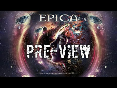 EPICA - The Holographic Principle [Pre-View]