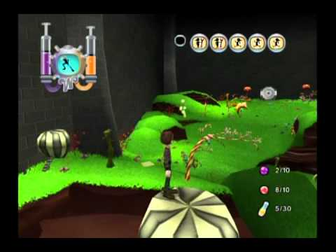 Charlie And The Chocolate Factory Movie Game Walkthrough Part 6 (GameCube)