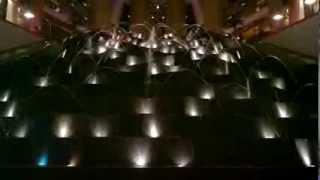 Burj Al Arab Fish style musical fountain