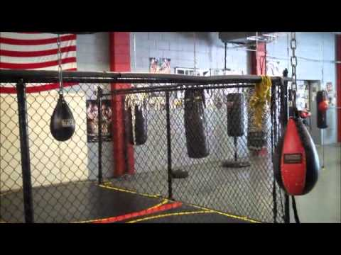 Columbus Ohio Boxing Gym Presents: Pilger's Old Skool Boxing & Fitness Academy Gym Tour.