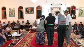 corum buyukeslik koyu'nde Abdal Musa Birlik Cemi yapıldı