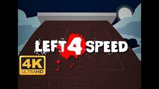 Left 4 Speed (Left 4 Dead Parody) 4K Remastered Classic Flash Cartoon