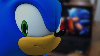 Sonic Reacts To The Live Action Sonic Movie | Sasso Studios