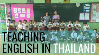 Gambar cover TEACH ENGLISH IN THAILAND