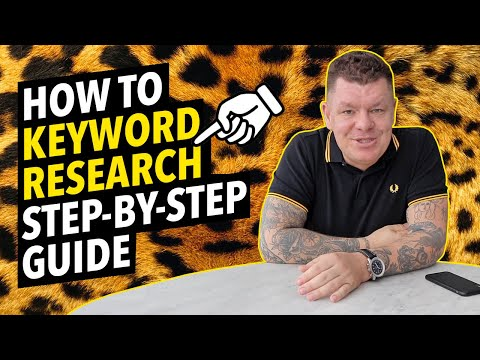 Keyword Research: Step-by-Step Guide (for SEO)