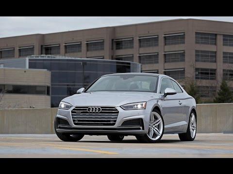 Audi A5 2.0T Coupe Automatic 2018 Car Review
