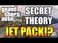 GTA 5 - Secret JET PACK Theory, Aliens In Mount Chilliad, Illuminati & More! (GTA V)