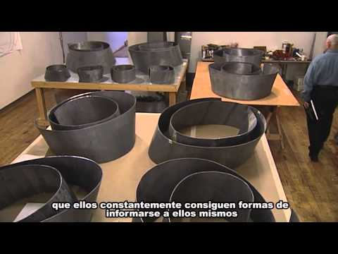 "Richard Serra: Herramientas & Strategias | ""Exclusivo"" 