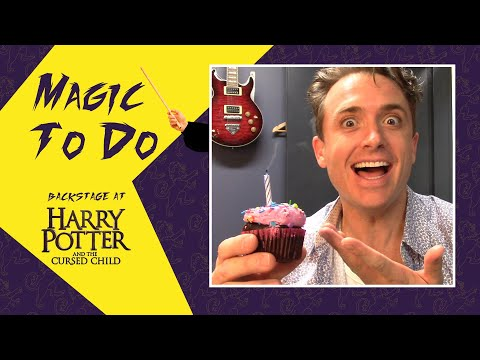 Episode 6: Magic To Do: HARRY POTTER AND THE CURSED CHILD With James Snyder