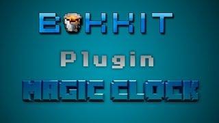 Minecraft - Plugin Magic Clock [ Tutorial en Español ] El resto de jugadores invisible con un reloj