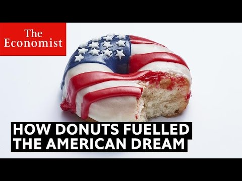How donuts fuelled the American Dream | 1843
