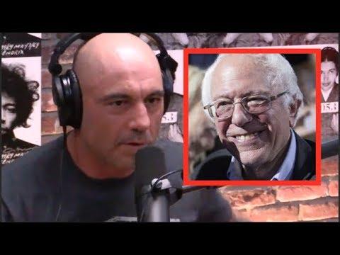 Joe Rogan on the Hypocrisy of Bernie Sanders