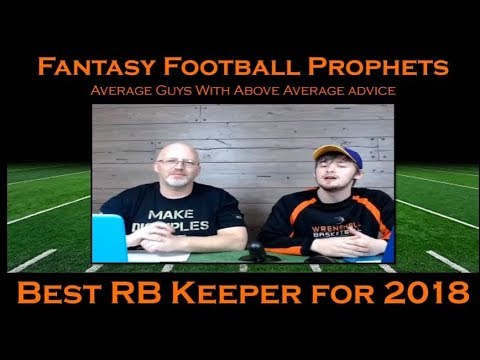 Fantasy Football 2018 top 20 dynasty RB's