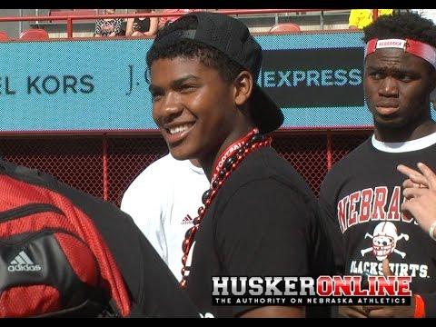 HOL HD: Keyshawn Johnson jr. is N