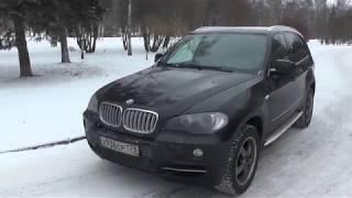 Мой BMW X5 E70. Замена моторчика печки.