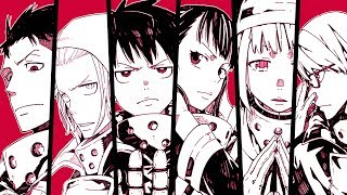 Download Fire Force - Opening 2 Full『MAYDAY』by coldrain ft. Ryo