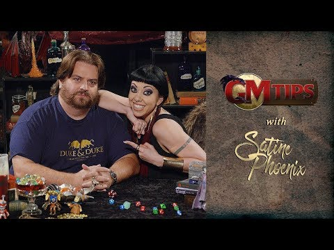 Designing an Encounter w/ Matthew Colville: Part 1 (GM Tips w/ Satine Phoenix)