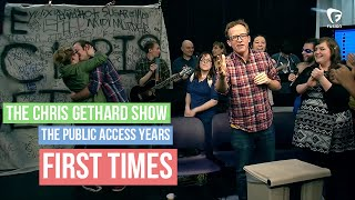 TCGS The Public Access Years: First Times