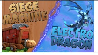 Th 12 private server with electro dragon and siege machine link in description